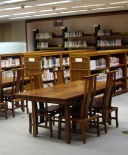 Tai Bun Koan library